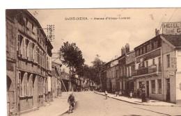 SAINT-DIZIER Avenue D/Alsace-Lorraine - France