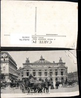 354570,Kutsche Paris Place De L Opera Oper - Taxi & Carrozzelle