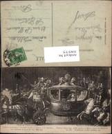 354575,Künstler Ak Kutsche Musee De Versailles Marie Louise U. Napoleon Hochzeitskuts - Taxi & Carrozzelle