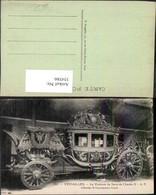354586,Kutsche Versailles La Voiture Du Sacre De Charles X Coronations Coach - Taxi & Carrozzelle