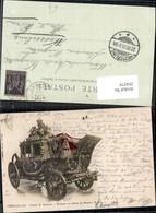 354579,Kutsche Versailles Palais De Trianon Voiture Du Sacre De Charles X - Taxi & Carrozzelle