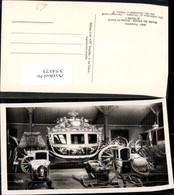 354573,Kutsche Versailles Musee Des Voitures Carrosse Du Sacre De Charles X - Taxi & Carrozzelle