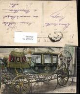 354589,Kutsche Versailles Musee Des Voitures Voiture Ayant Servi Au Tsar Nicolas II - Taxi & Carrozzelle