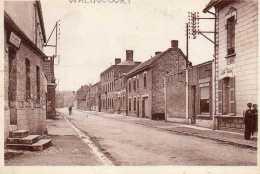 CPA - WALINCOURT (59) - Aspect De La Rue Pasteur En 1950? - France