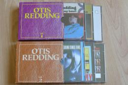 Otis Redding - The King Of Soul - 6 CD En 2 Coffrets De 3 (Voir Scans Et Description) - Soul - R&B