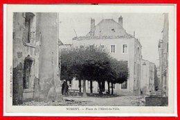 54 - NOMENY --  Place De L'Hôtel De Ville - Nomeny