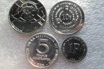 Burundi Set : 1 - 50  Francs UNC - Burundi