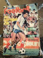 France Football N°1801 - Avant L'Eire - 14 Octobre 1980 - Sport