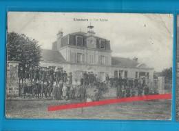 C.P.A. LIMOUURS - Les Ecoles - Limours