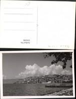 359298,Foto AK Ochrid Ohrid Teilansicht Küste Ufer - Mazedonien