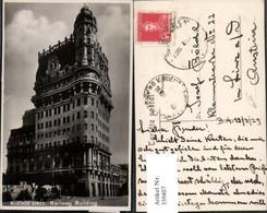 359407,Argentinia Argentinien Buenos Aires Railway Building Gebäude - Argentinien