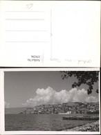 359296,Foto AK Ochrid Ohrid Teilansicht Küste Ufer - Mazedonien