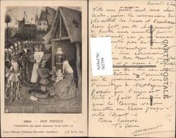 362799,Künstler Ak Jean Fouquet L Adoration Des Mages Charles VII Et Louis XI - Geschichte