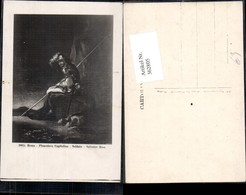 362805,Künstler Ak Salvator Rosa Pinacoteca Capitolina Soldato Soldat Rüstung - Geschichte