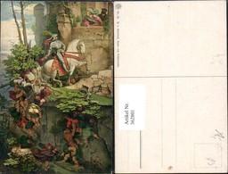 362801,Künstler Ak M. V. Schwind Kuno Von Falkenstein Ritter - Geschichte