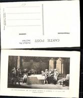 362784,Künstler Ak Lethiere Les Preliminaires De Al Paix Signes A Loeben 1797 - Geschichte