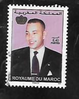 TIMBRE OBLITERE DU MAROC DE 2011 N° MICHEL 1713 - Morocco (1956-...)