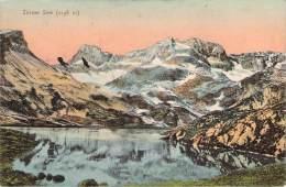 Autriche - Zürser See (colorisée) - Autriche