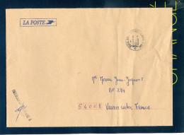 PH Porte Hélicoptères Jeanne D'Arc Griffe 96 921 En Tête La Poste  Franchise 1999 - Marcophilie (Lettres)