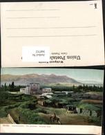 360752,Palästina Jericho Vue Generale Totale Bergkulisse - Ansichtskarten