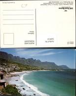 360914,Africa South Africa Clifton Strand Bergkulisse - Südafrika