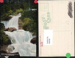 360950,Canada Yukon Trail Falls Scene On White Pass And Yukon Route Wasserfall - Yukon