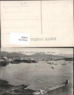 360886,Africa Kap Verde Cabo Verde Vista Do Porto Grande De S. Vicente Teilansicht - Ohne Zuordnung