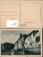361161,Cuba Kuba Habana Havana Moat Of Cabana Foso De Los Laureles Mauer - Ansichtskarten