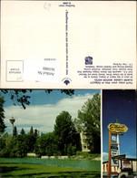 361080,Canada Alberta Calgarys Elbow Lodge Motor Hotel Mehrbildkarte - Alberta