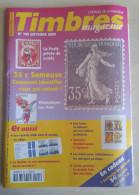 TIMBRES MAGAZINE 2009 - Octobre N° 105 - Magazines