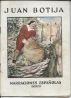Livre Juan Botija  Narraciones Espanolas P Luis Coloma 1949 - Children's