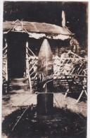 """AK Bombe, Mine Mit Aufschrift """"Gruss Aus Dünaburg"""" ( 175  ) - Ausrüstung"""