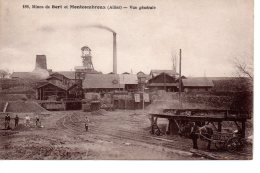 Mines De Bert Et Montcombroux -- Vue Generale  .....  ... ( Ref -- 3529  ) - France