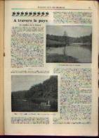 Dans « Bulletin Du Touring Club De Belgique » - 30/01/1909 : Article : « Le Batelier De La Semois» - 1900 - 1949