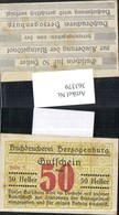 363379,Privatnotgeld Notgeld Buchdruckerei Herzogenburg Serie 3 50 Heller Gutschein - Oesterreich