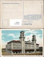 368882,Kuba Cuba Habana Havana Railway Station Bahnhof - Ansichtskarten