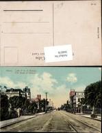 368878,Kuba Cuba Habana Havana 17 Street At Vedado Straßenansicht - Ansichtskarten