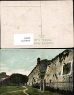 368832,Kuba Cuba Habana Havana Moat Of Cabana Stadtmauer - Ansichtskarten