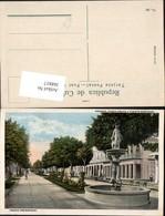 368817,Kuba Cuba Habana Havana Prado Promenade Neptun-Brunnen - Ansichtskarten