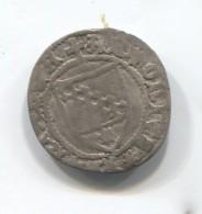 ITALY - AQUILEIA, Pfennig Silver, Antonio Panciera De Portogruaro, XV Century - Monnaies Féodales