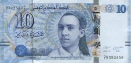 TUNISIA 10 DINARS 2013 P-96a UNC [TN535a] - Tunisia