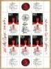 LOT BUL 1202MS - BULGARIA 2012 - Templar´s Order Disbandment - Bulgarie
