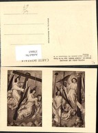 370663,Künstler AK Roger Van Der Weyden Instruments De La Passion Religion Engeln - Engel
