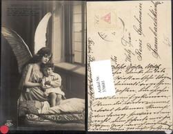370681,Gebet Für Den Vater Kind M. Mütze Engel Spruch Text - Engel