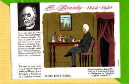BUVARD & Blotting Paper : Santé Sobriete BRANLY 1844-1940  N°12 - Softdrinks