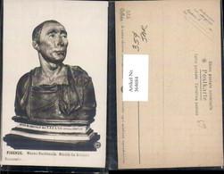 364684,Statue Firenze Florenz Nicolo Da Uzzano Donatello Büste - Monuments