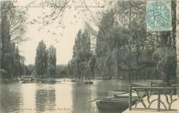 94 - Bois De VINCENNES - Lac Daumesnil - Port D'Embarcation - Vincennes