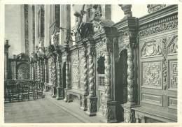 CPM - Basiliek Van O.L. Vrouw Van Kortenbosch - Biechtstoelen (XVIIe Eeuw) - België