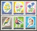 Romania 1973 Nuovo** - Mi.3103/08  Yv.2738/43 - 1948-.... Repubbliche