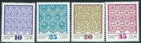 DDR 1974 Nuovo** - Mi.1963/6  Yv.1644/7 - [6] Repubblica Democratica